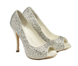 Charlize Bridal Shoes by Benjamin Adams